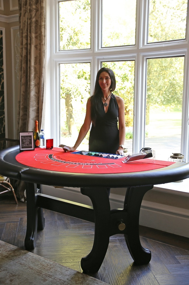 experienced casino dealers