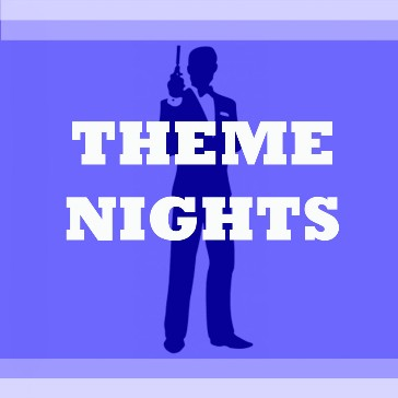 Party Theme Nights, Themed Events