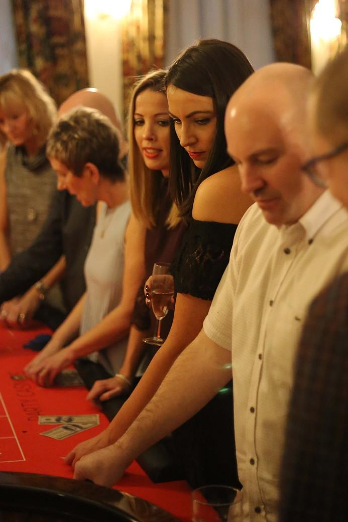 Wedding Casino Hire Cheshire