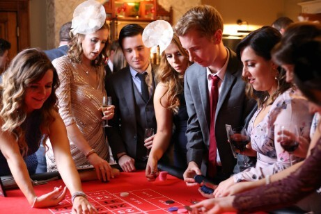 Roulette Party Hire North Wales