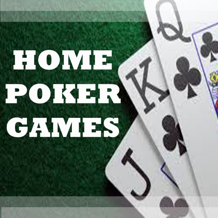 Play poker for fun at home
