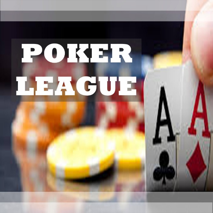 learn to play poker in a poker league